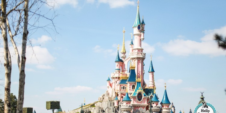 Chateau Disneyland Paris