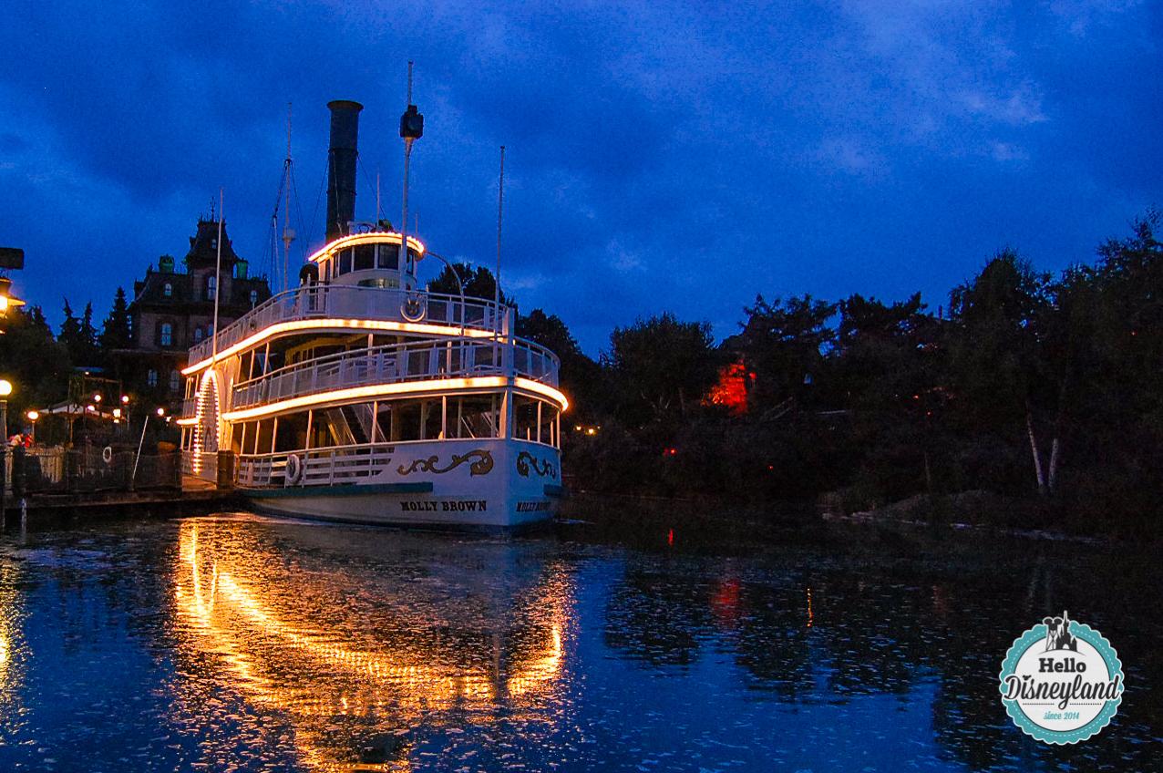 Frontierland à Disneyland Paris