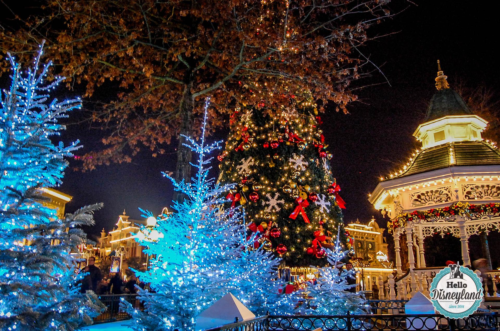 Noel à Disneyland Paris