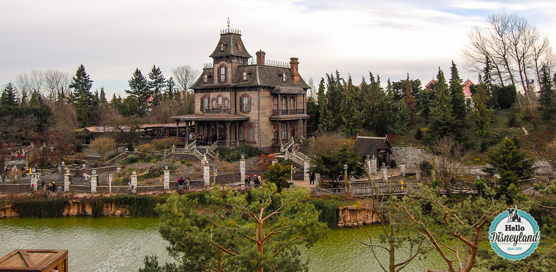 Hello disneyland le blog n 1 sur disneyland paris dlp - La maison hantee paris ...