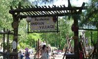 Pocahontas Indian Village