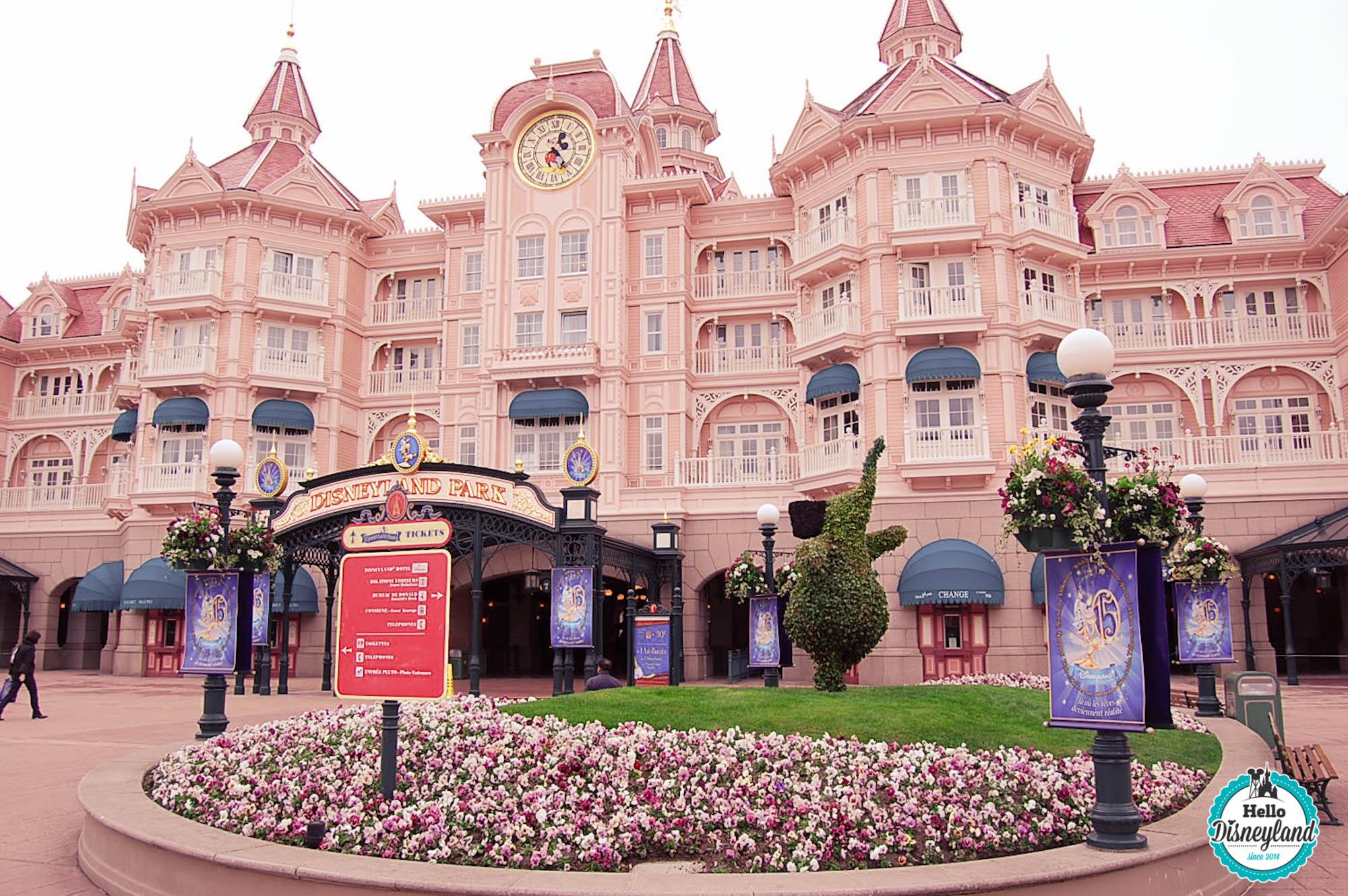 reservation hôtel disney