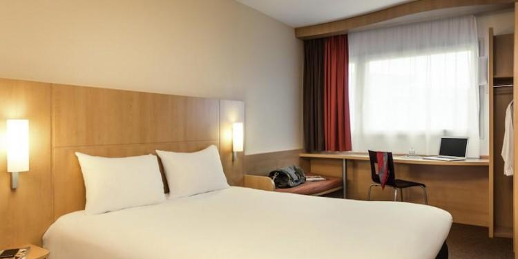 h tel pas cher proche de disneyland paris j ai test l ibis marne la vall e val d europe. Black Bedroom Furniture Sets. Home Design Ideas