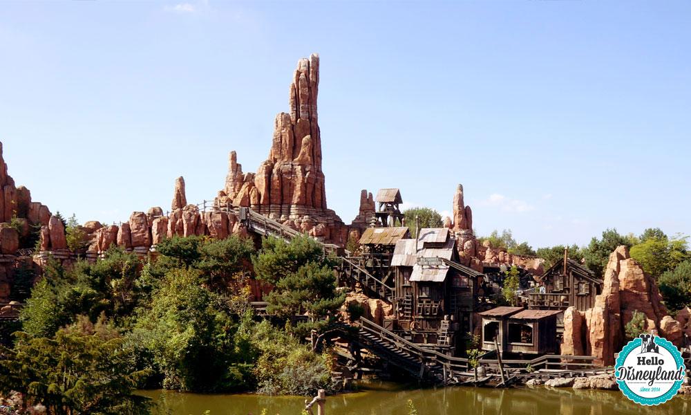 Attractions Sensations fortes Disneyland Paris