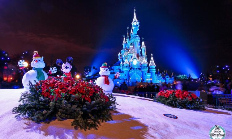 La reine des neiges disneyland paris hello disneyland le blog n 1 sur disneyland paris - Disneyland paris noel 2017 ...