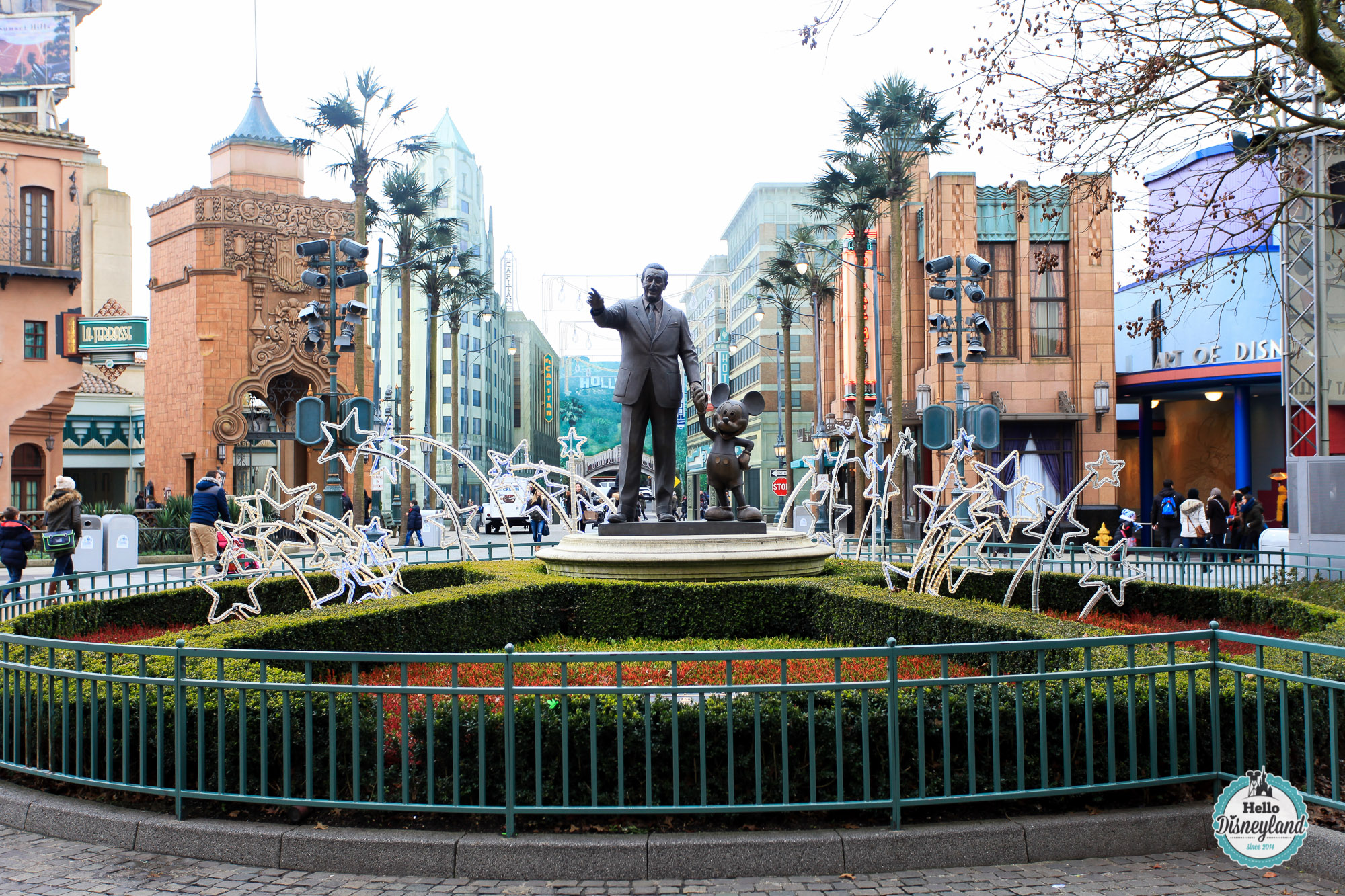The solution of Disneyland Resort Paris Essay