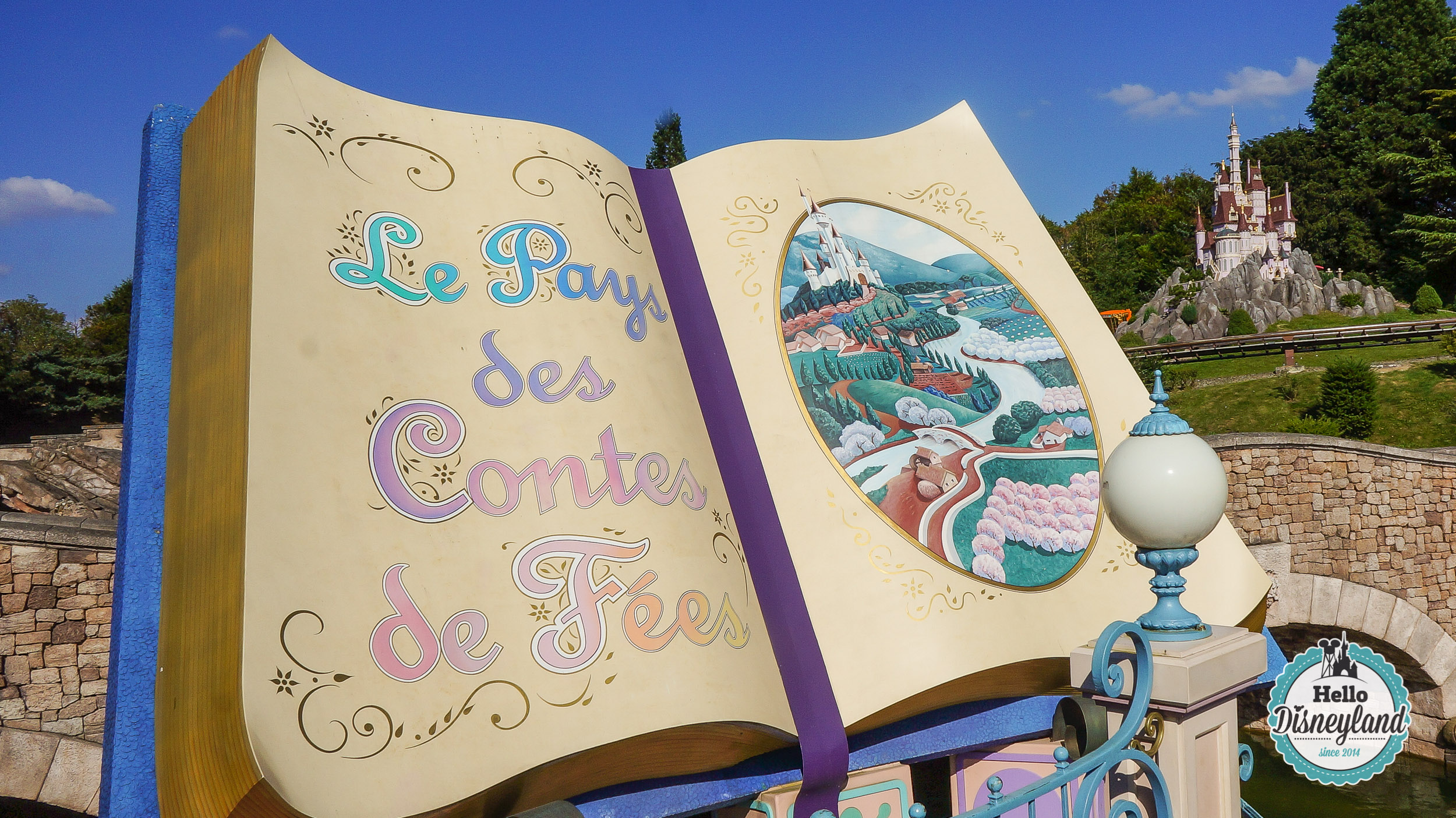 Hello disneyland le blog n 1 sur disneyland paris le pays des contes de f - Decoration conte de fee ...