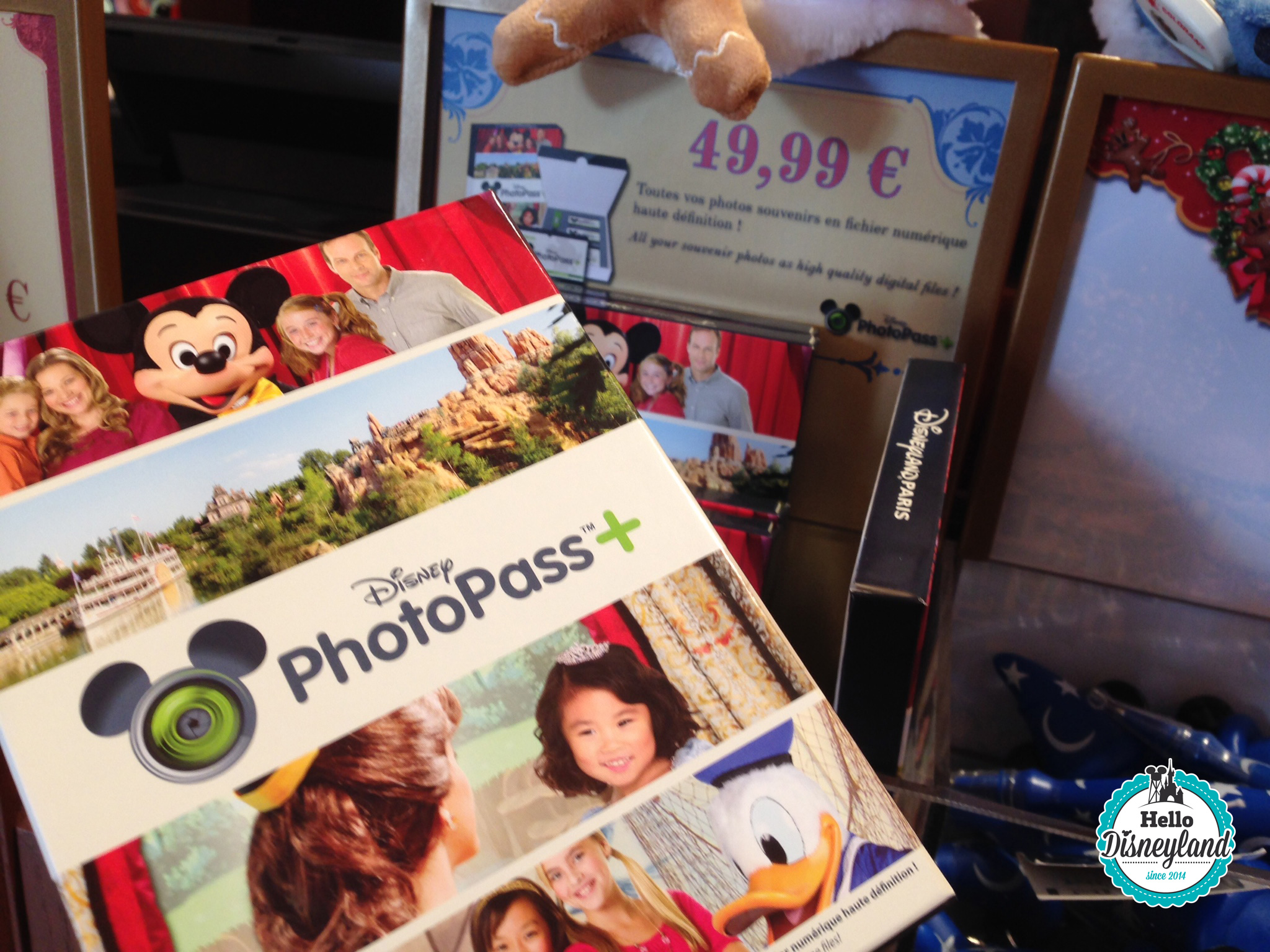 PhotoPass + Disneyland PAris Prix