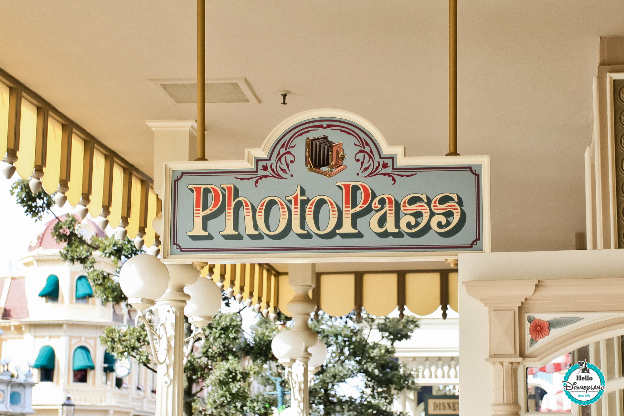 PhotoPass + Disneyland Paris fonctionnement