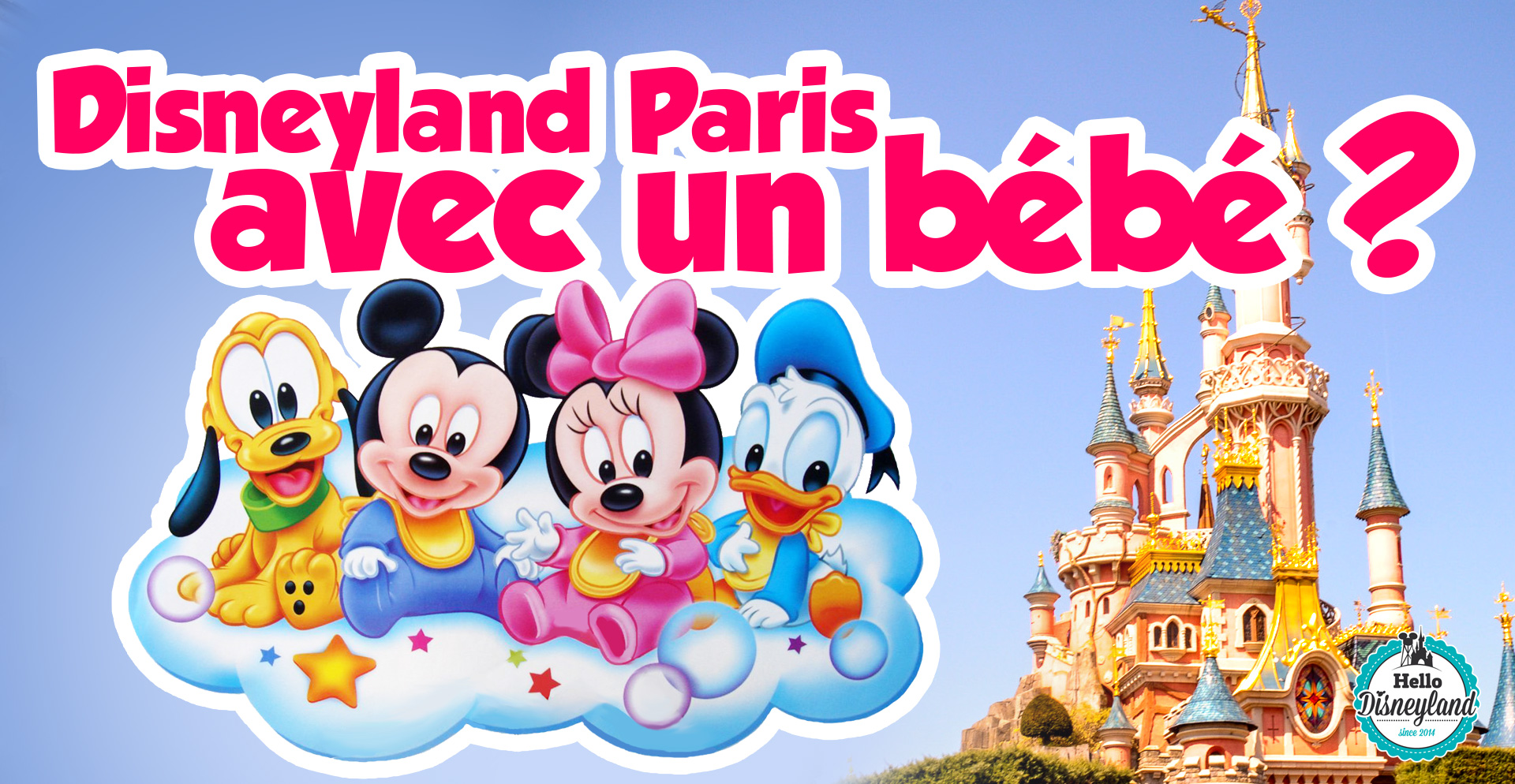 bebe disneyland paris