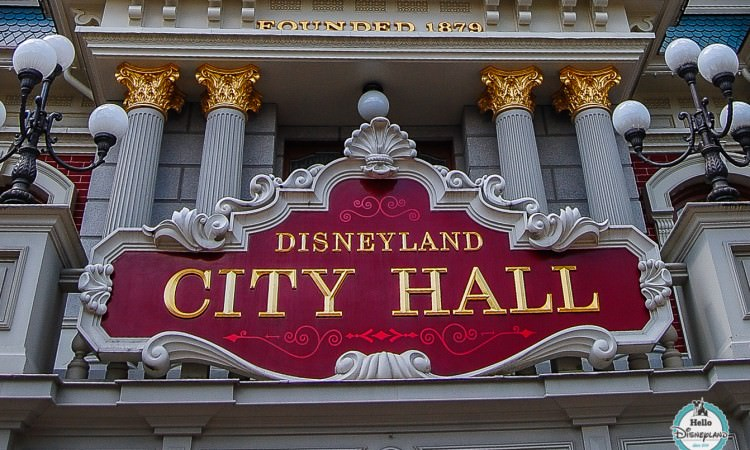city hall hello disneyland le blog n 1 sur disneyland paris. Black Bedroom Furniture Sets. Home Design Ideas