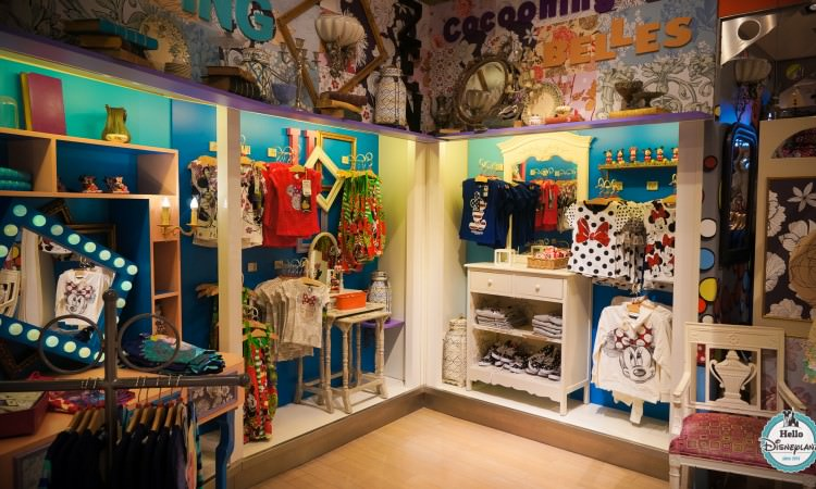 Disney Fashion boutique mode Disney Village
