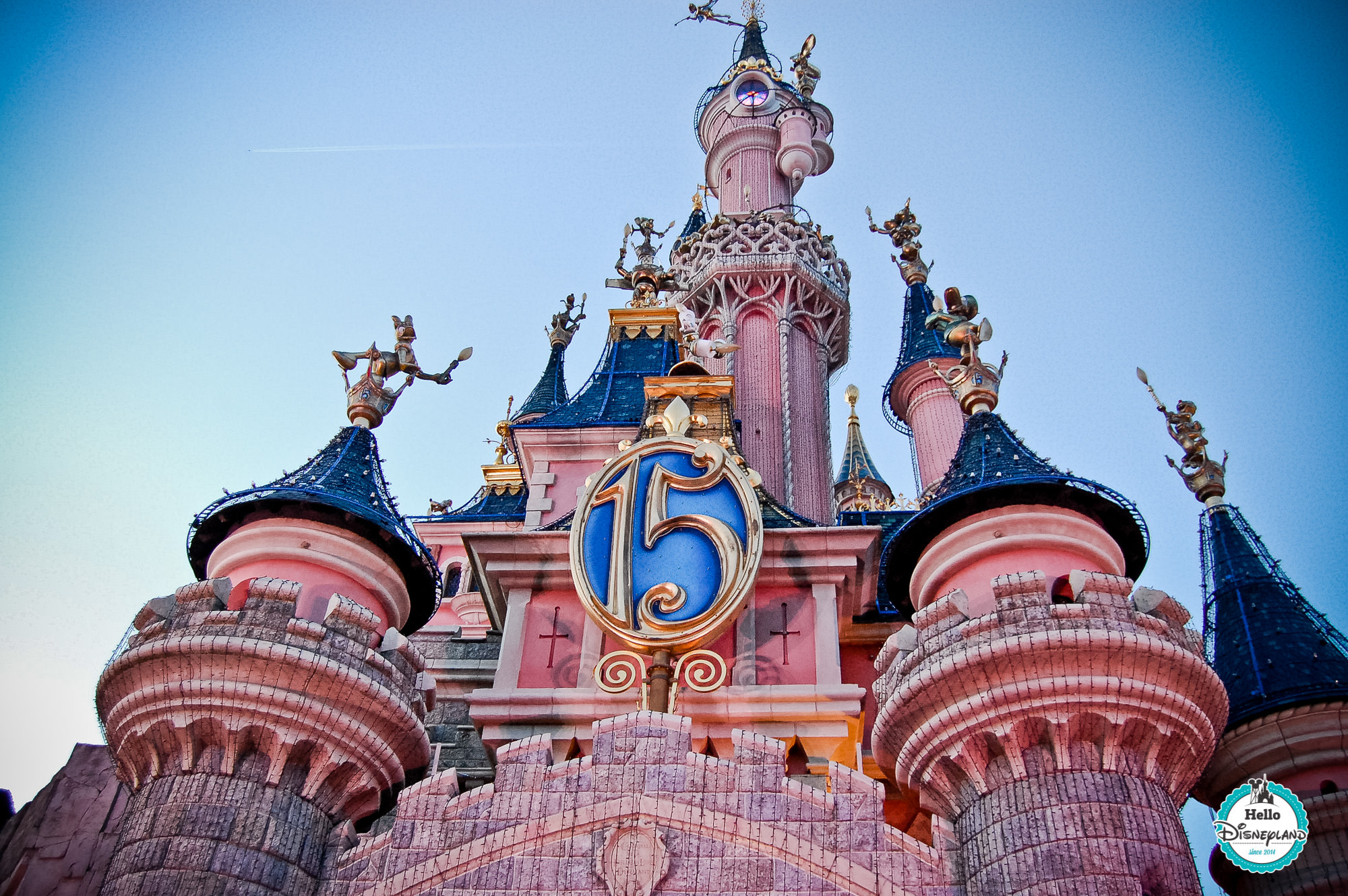 Disneyland Paris  Ans Decorations