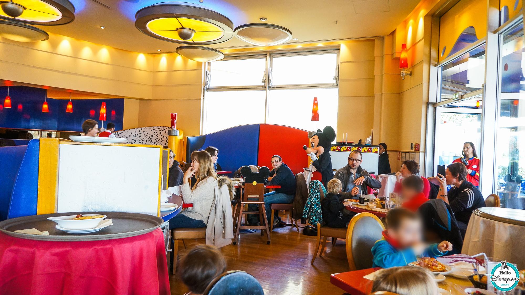 Mickey D S Cafe Restaurants
