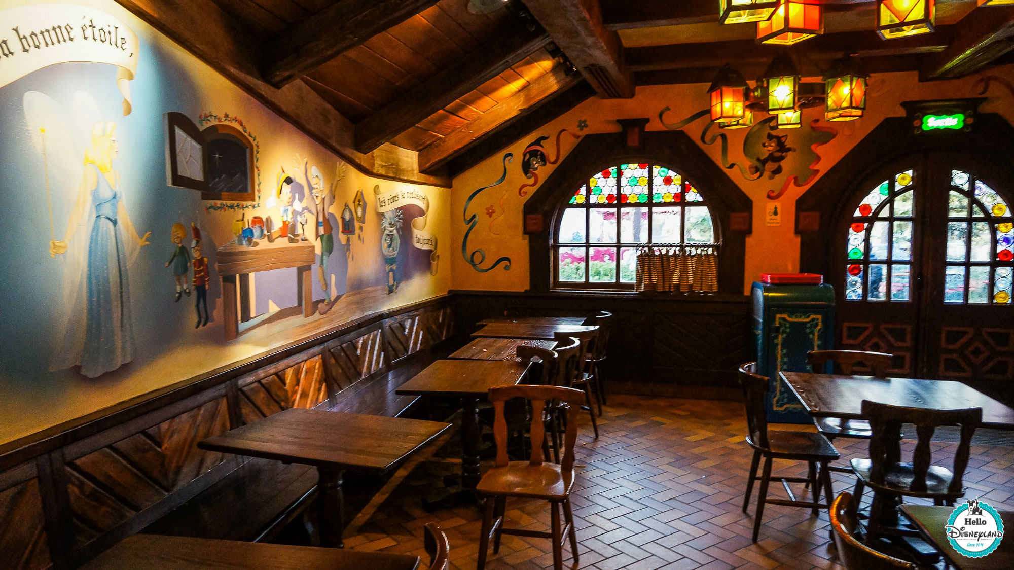 Restaurant Ouvert  Mai