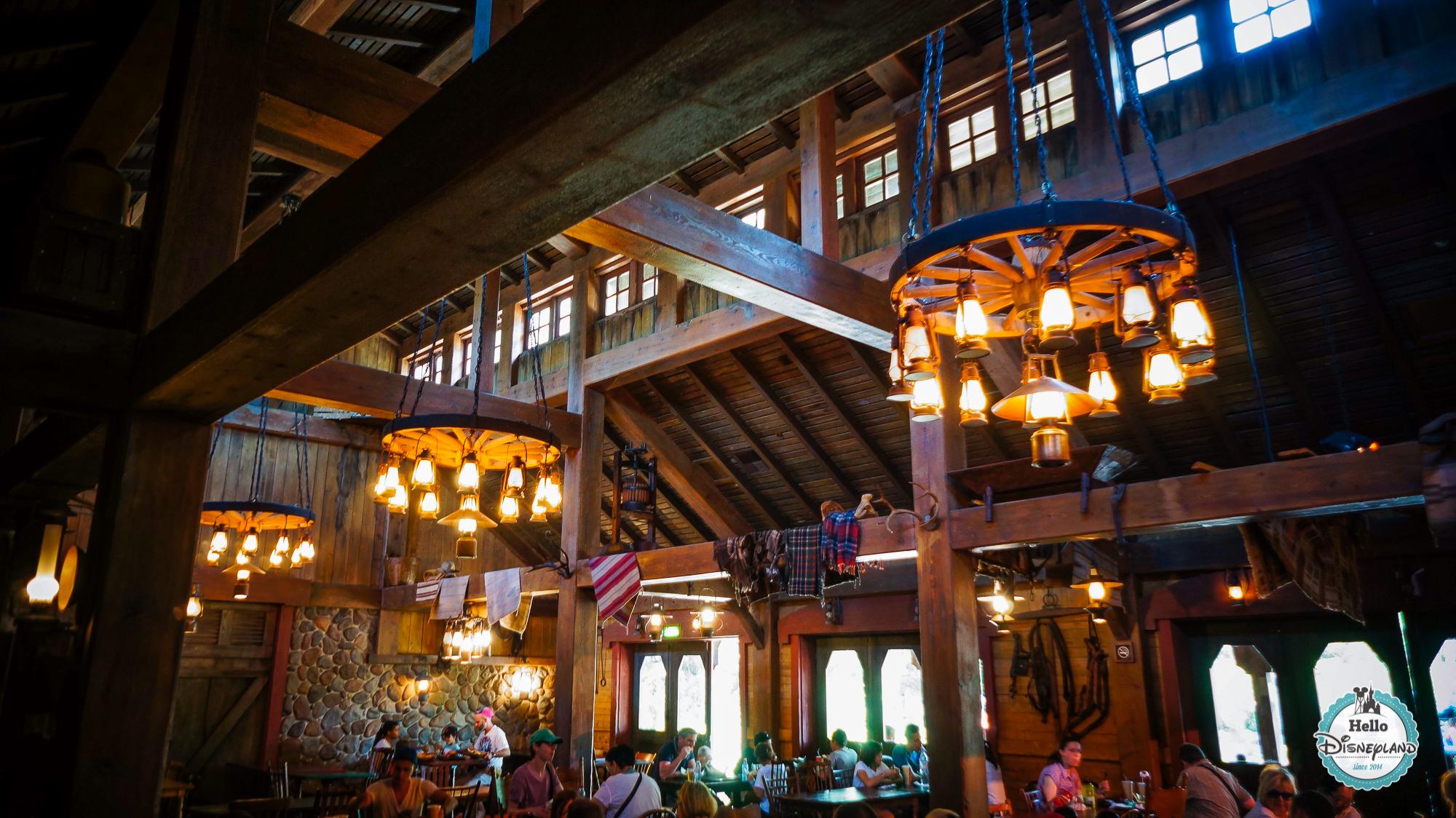 Cowboy Cookout - Restaurant Country Disneyland Paris
