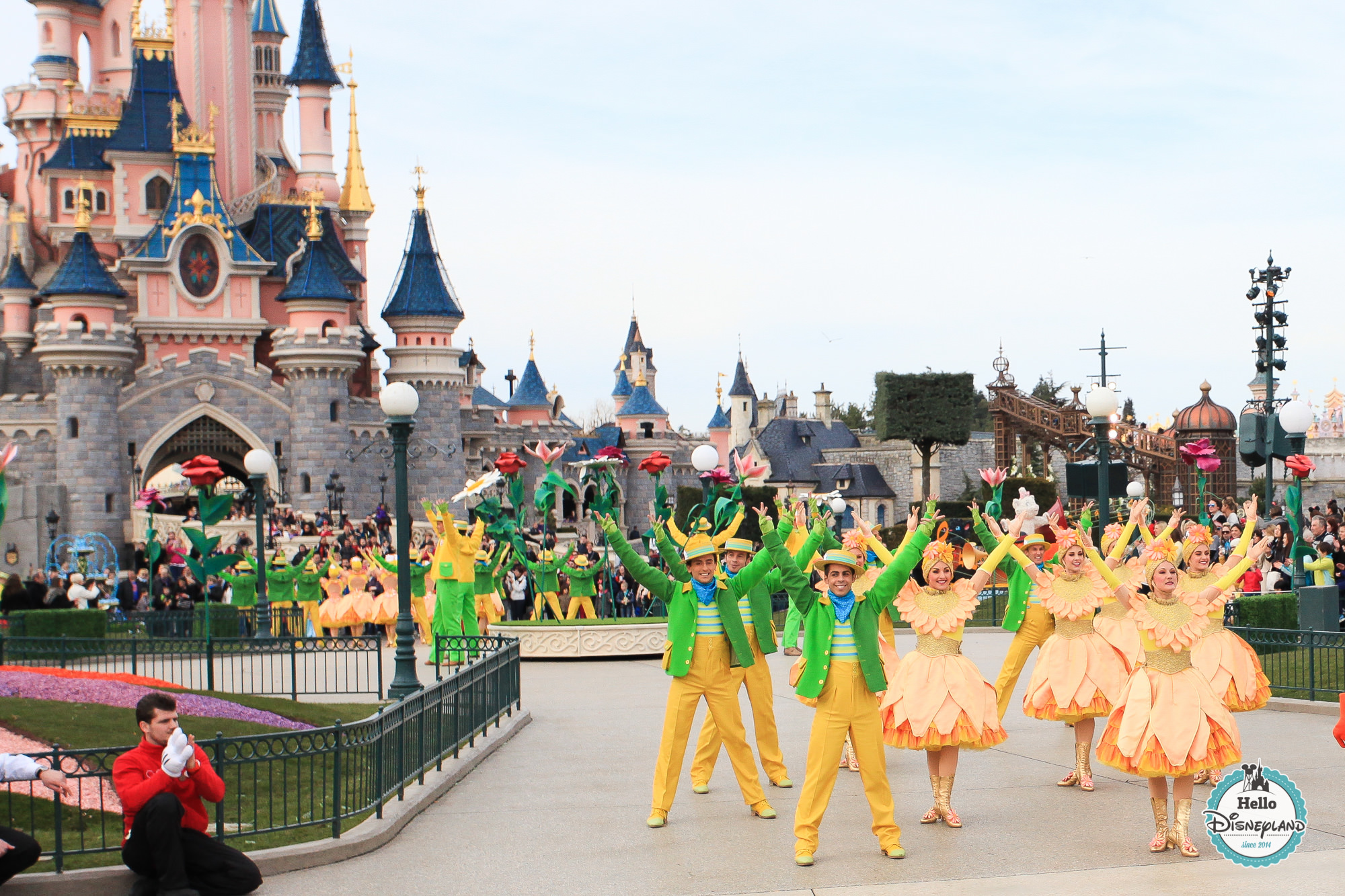 La Garden Party de Dingo Goofy - Spring 2015