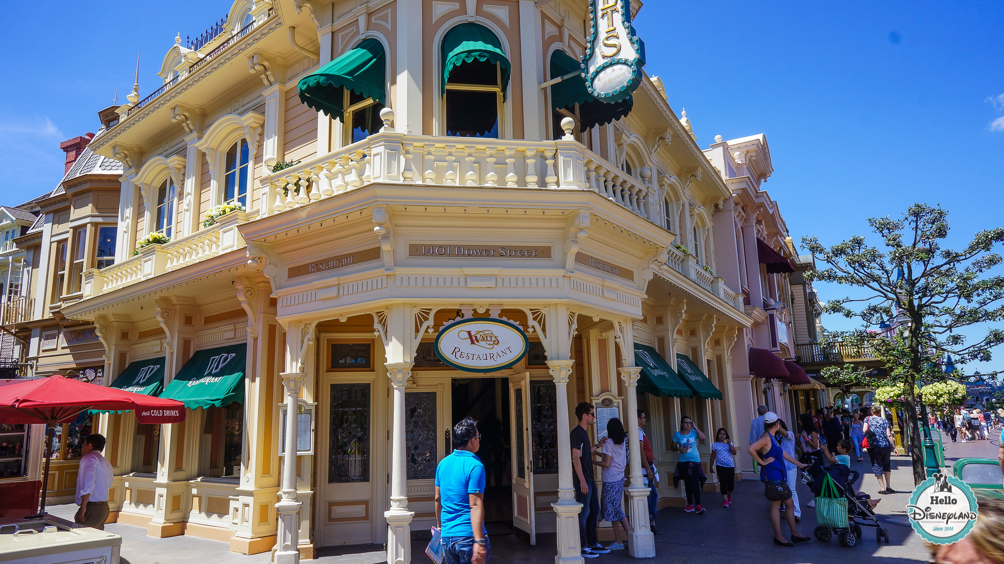 Hello Disneyland Le Blog N 1 Sur Disneyland Paris Walt