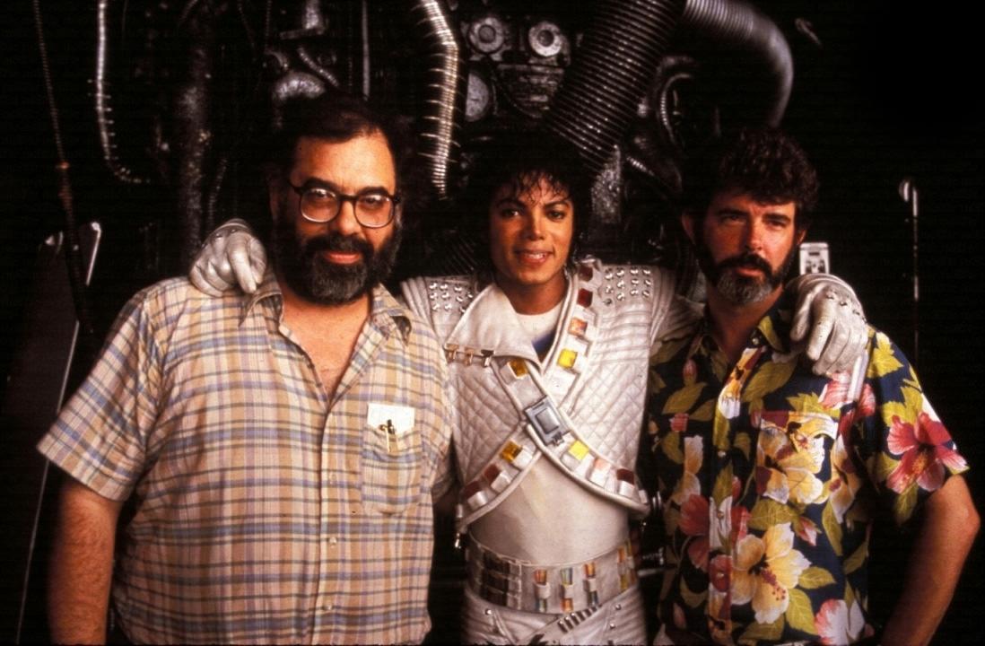 captain Eo George Lucas, Coppola et Michael Jackson