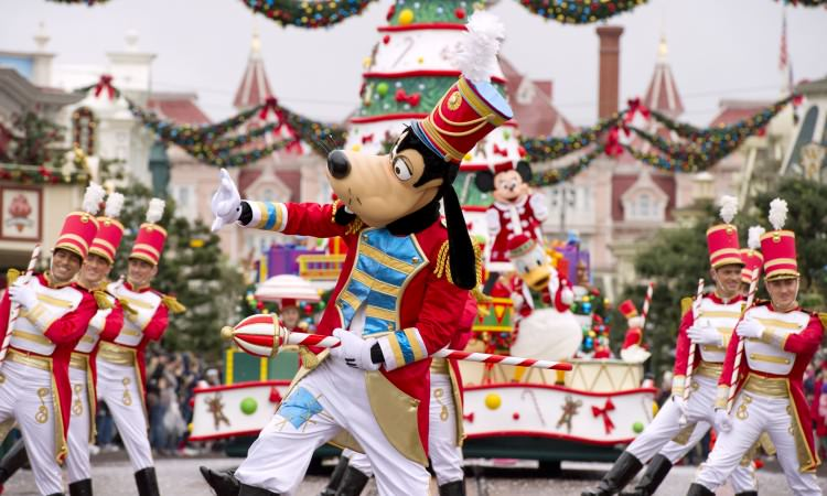 Noel 2015 à Disneyland Paris