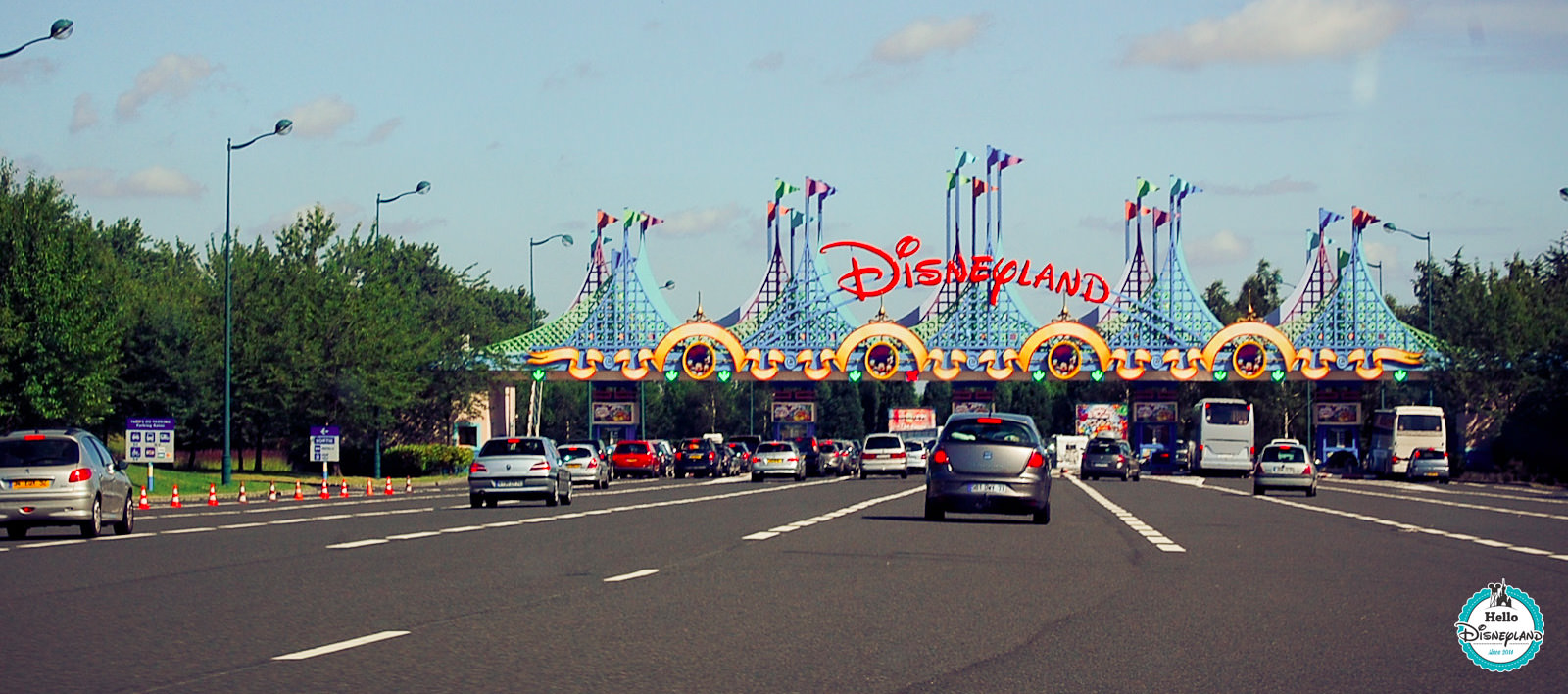 Budget voiture Disneyland Paris