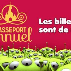 billets amis disneyland Paris 2015