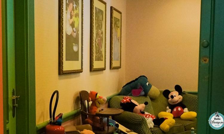 Coin Bébé & Enfants perdus à Disneyland Paris - Baby care