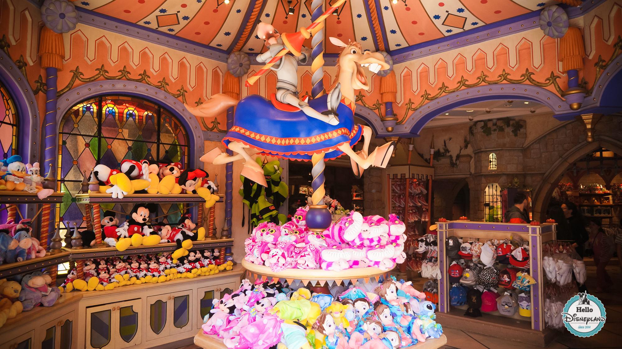 Hello disneyland le blog n 1 sur disneyland paris la m nagerie du royaume - Boutique la redoute paris ...