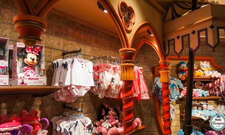 Menagerie du Royaume Boutiques Disneyland Paris