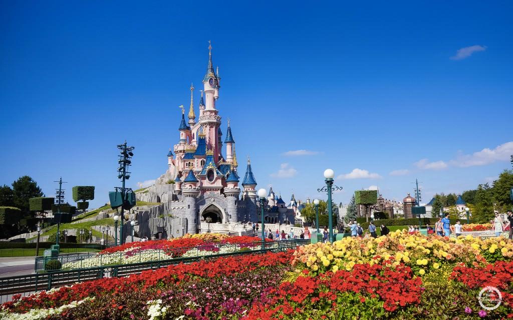 Fond d'écran Disneyland Paris