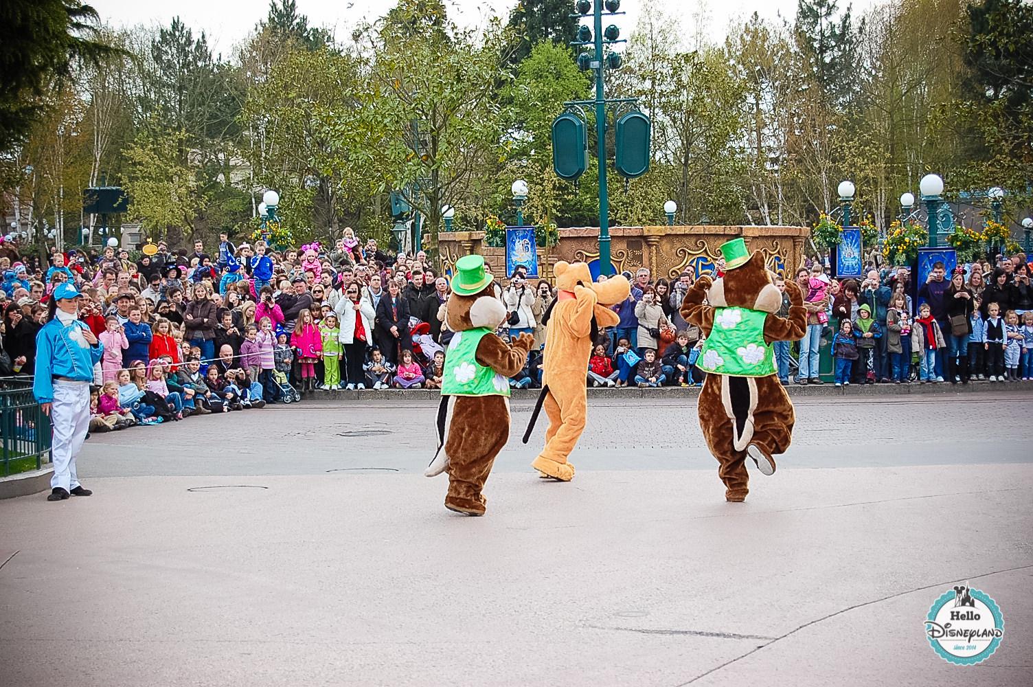 Disney Once Upon a Dream Parade - Disneyland Paris -1