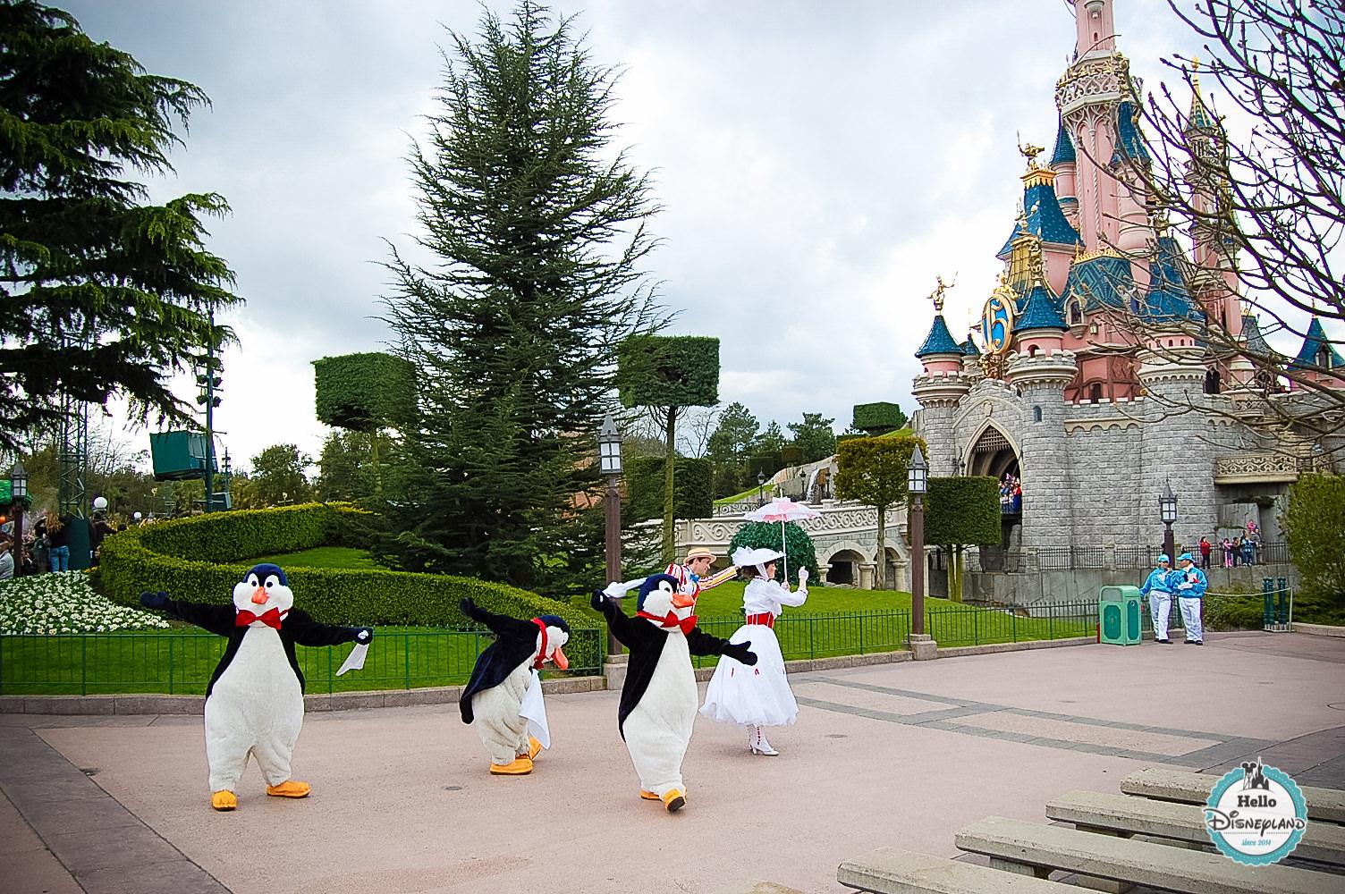 Disney Once Upon a Dream Parade - Disneyland Paris -14
