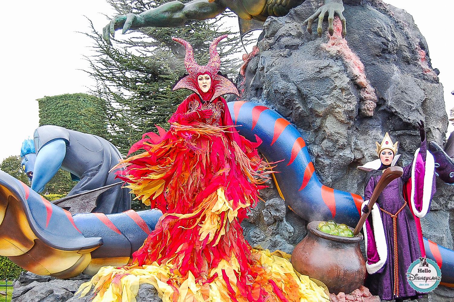 Disney Once Upon a Dream Parade - Disneyland Paris -18
