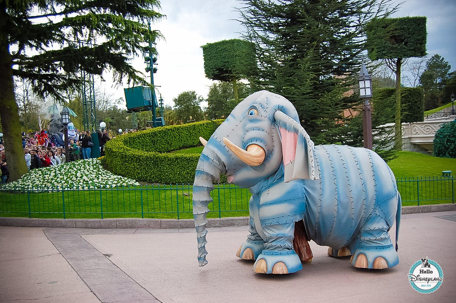 Disney Once Upon a Dream Parade - Disneyland Paris -25