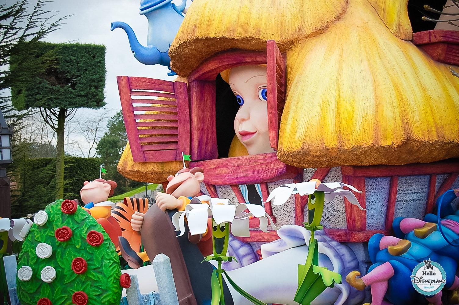 Disney Once Upon a Dream Parade - Disneyland Paris -3