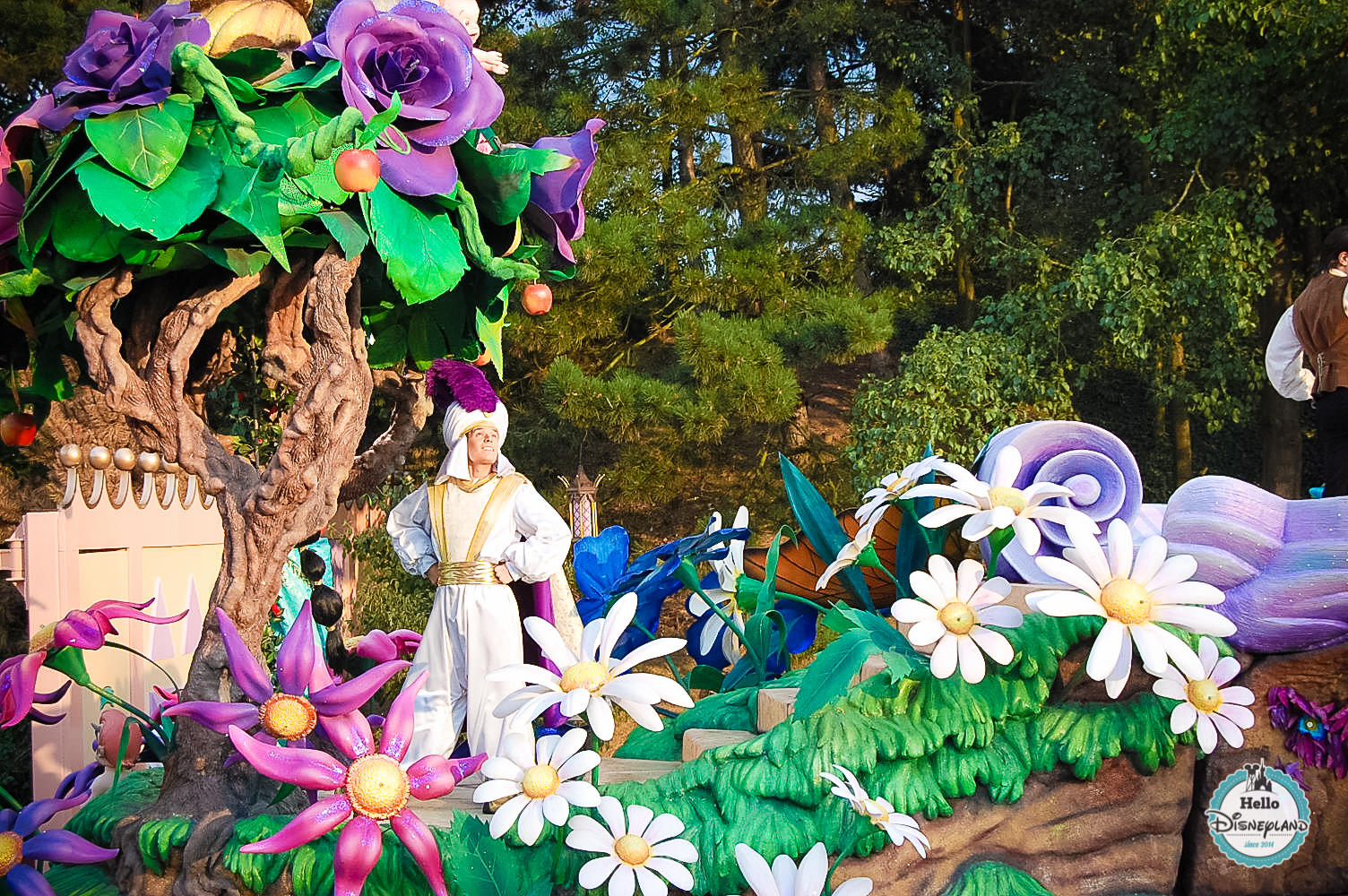 Disney Once Upon a Dream Parade - Disneyland Paris -32