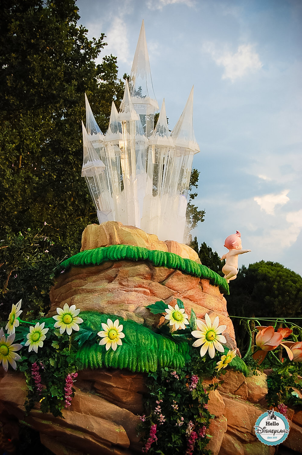 Disney Once Upon a Dream Parade - Disneyland Paris -35