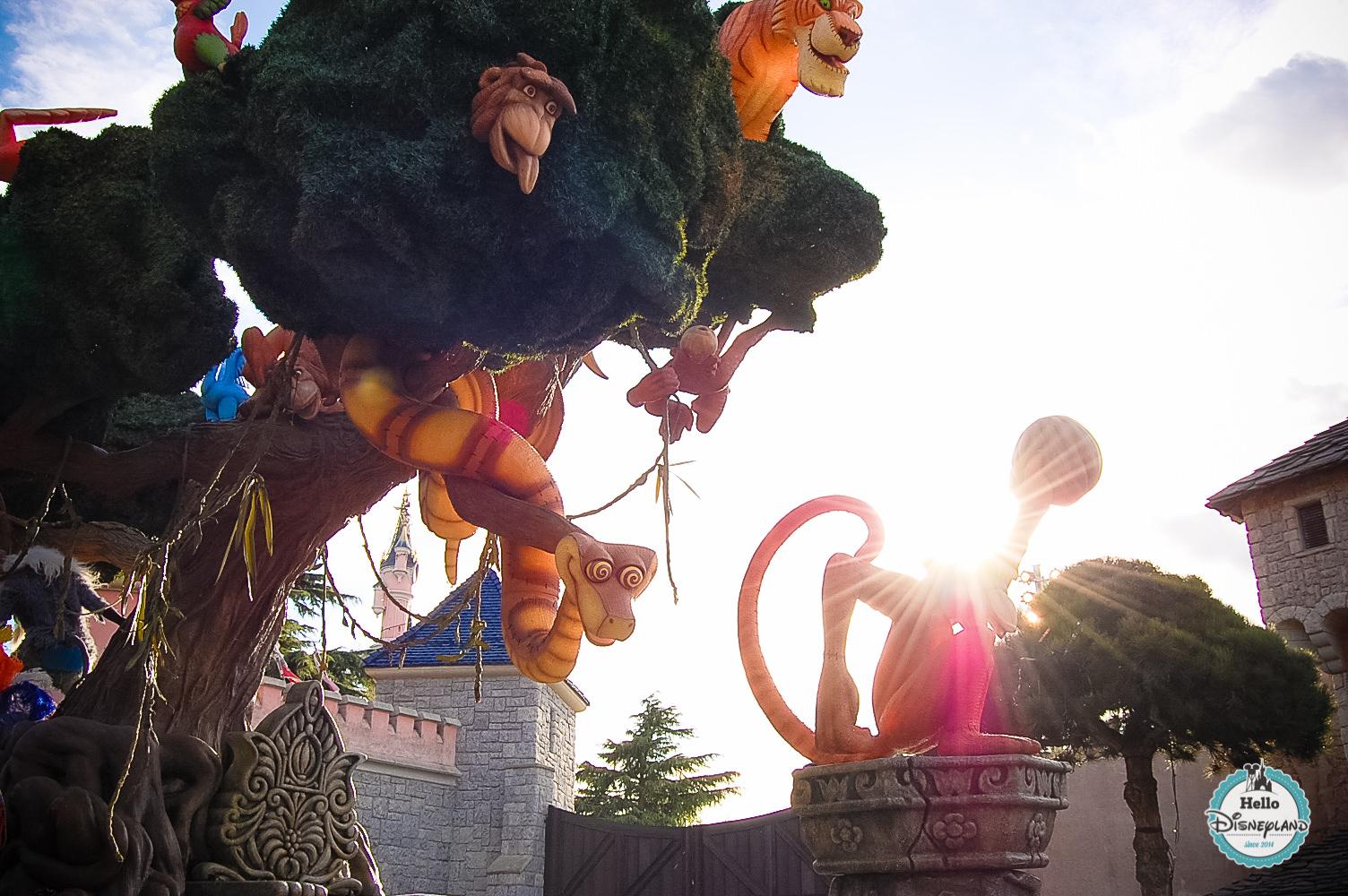 Disney Once Upon a Dream Parade - Disneyland Paris -43