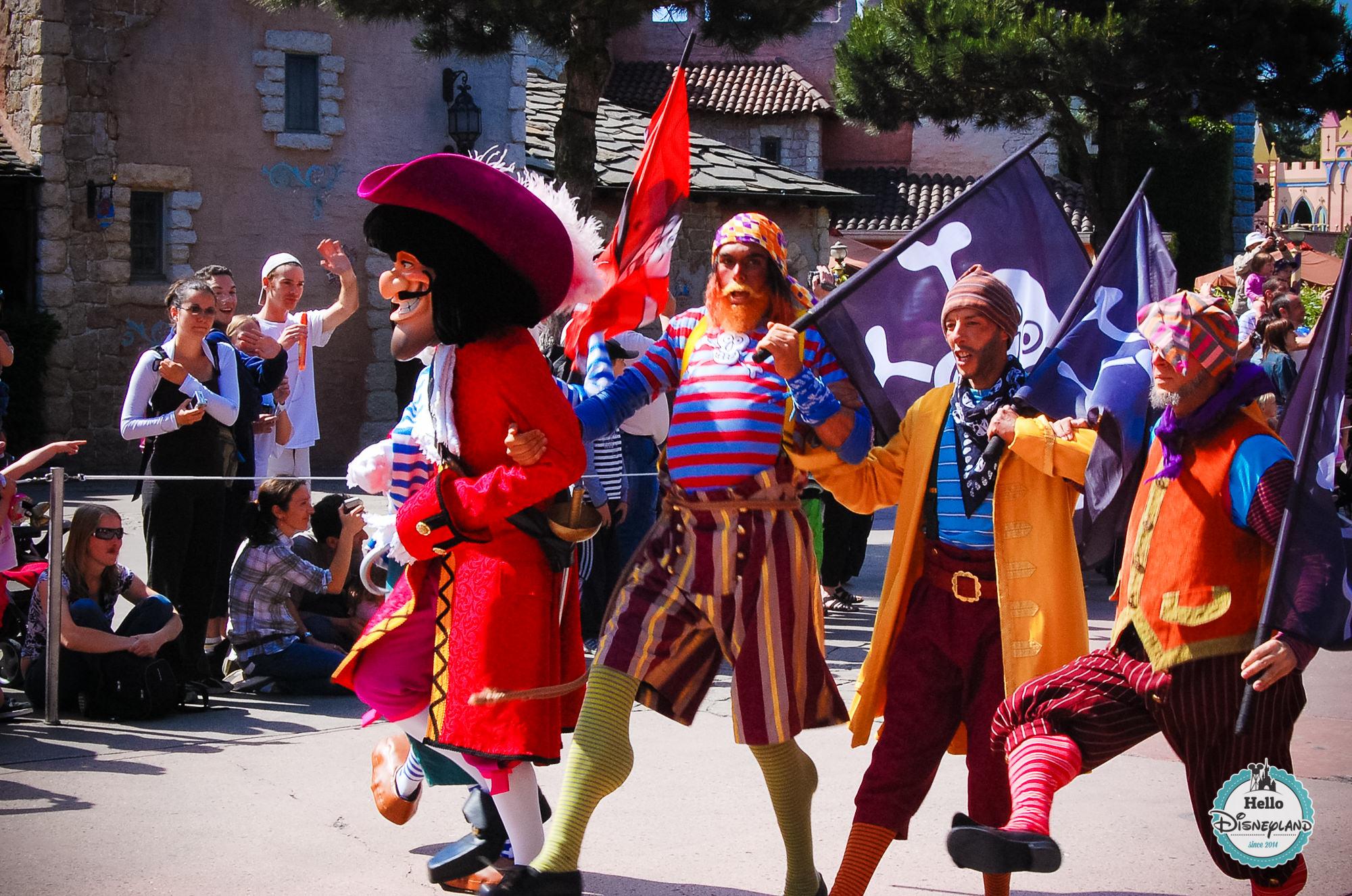 Disney Once Upon a Dream Parade - Disneyland Paris -44