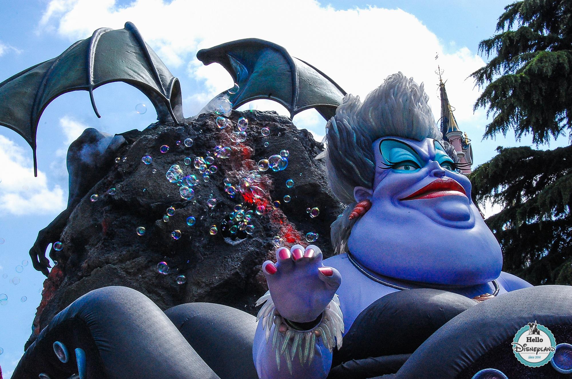 Disney Once Upon a Dream Parade - Disneyland Paris -49
