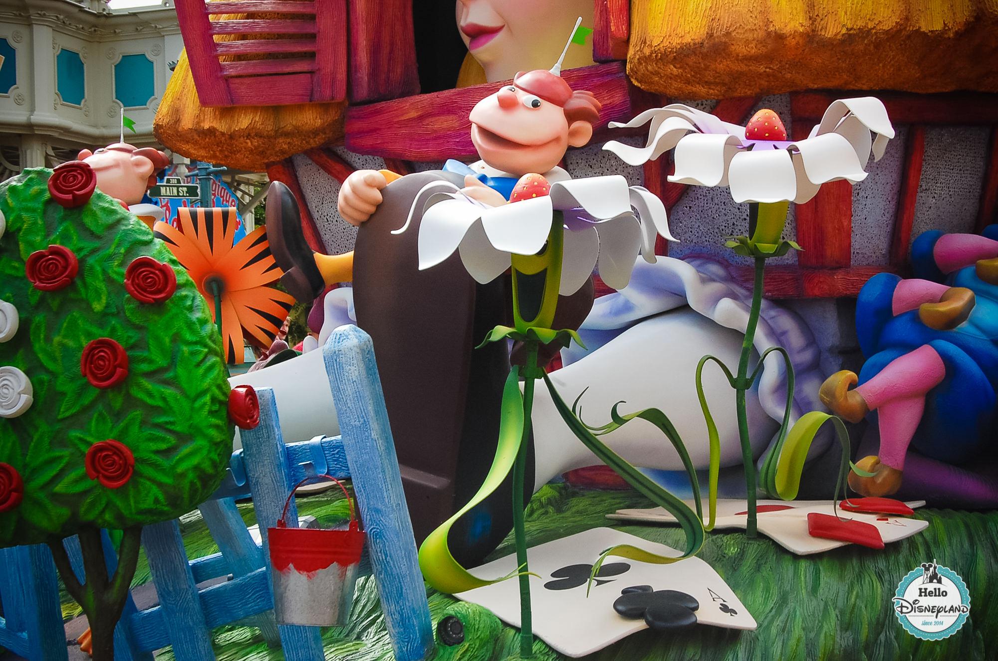 Disney Once Upon a Dream Parade - Disneyland Paris -58