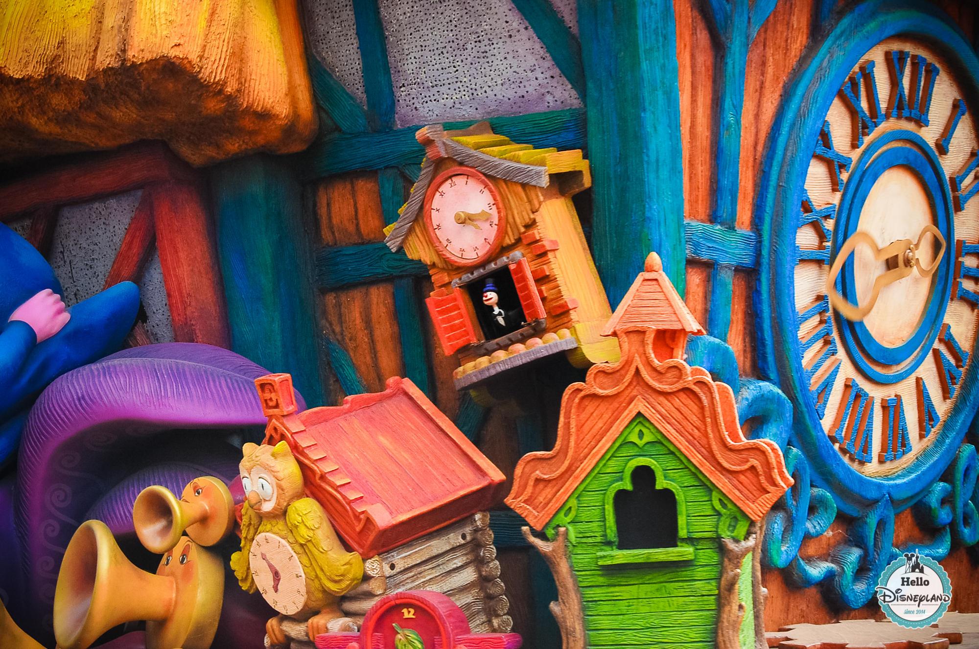 Disney Once Upon a Dream Parade - Disneyland Paris -60