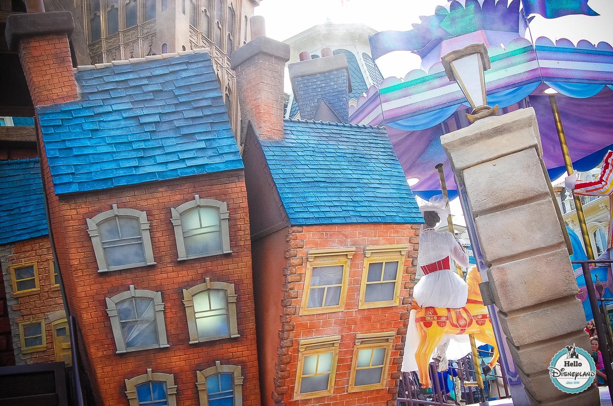 Disney Once Upon a Dream Parade - Disneyland Paris -64