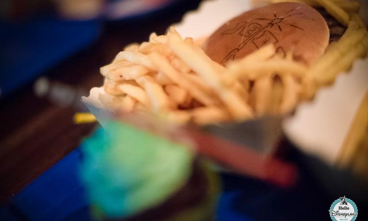 burger Café Hyperion - Restauran Star Wars - Disneyland Paris