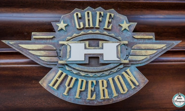 Café Hyperion - Restauran Star Wars - Disneyland Paris