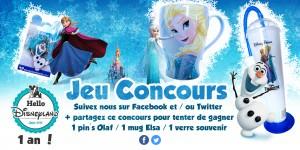 Jeu concours la reine des neiges hello disneyland le - Jeu reine des neiges en ligne ...