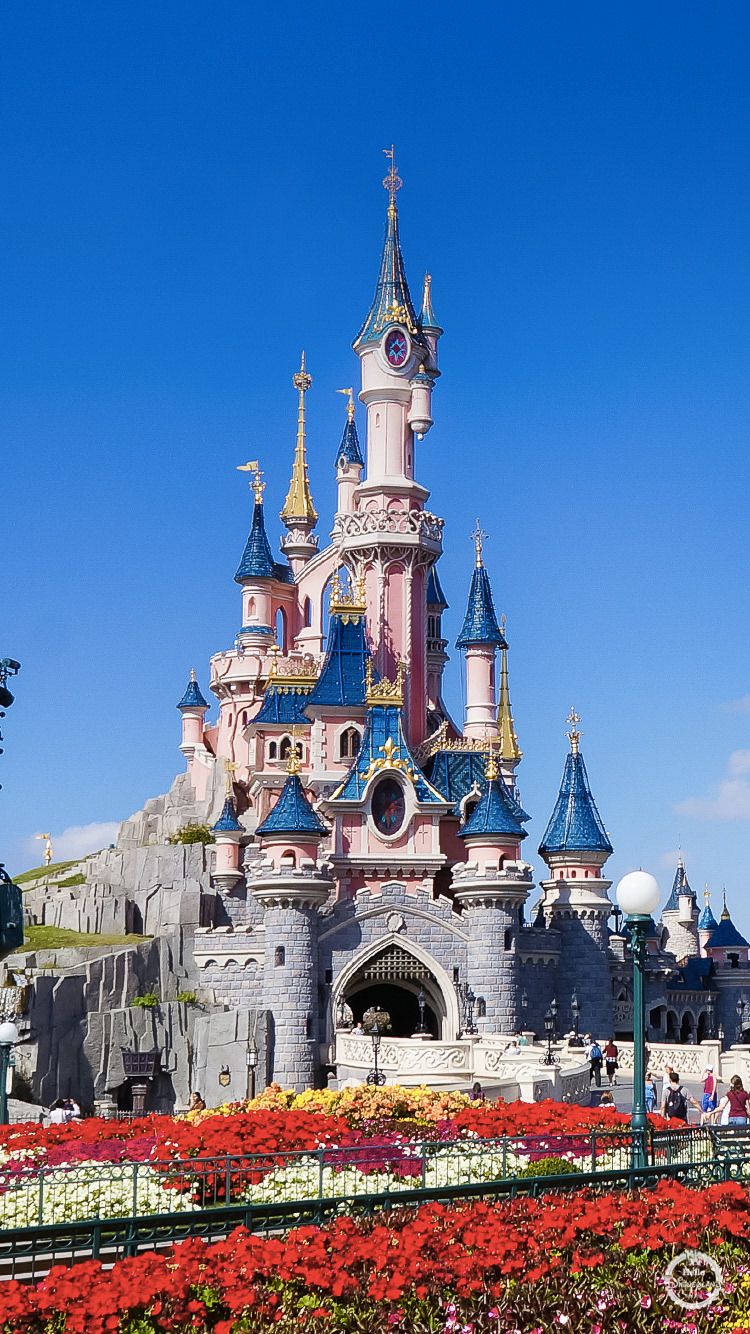 disneyland paris iphone 5 wallpaper