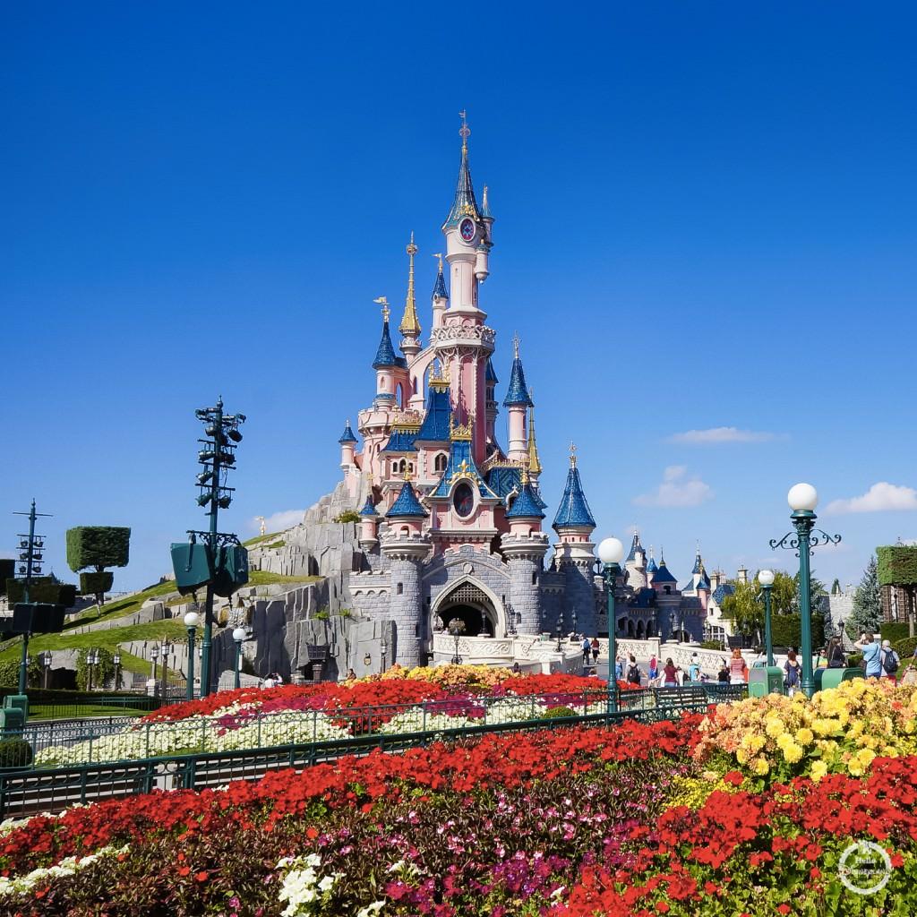 Fond d'écran Disneyland iPad tablette