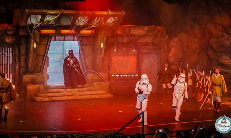 Jedi Training Academy - Disneyland Paris