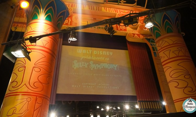 Legends of Hollywood - Boutique Studios Disneyland Paris